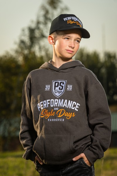 "Kinder Hoody ""PS Days"""