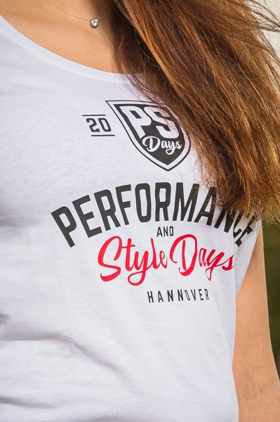 "Damen T-Shirt Premium ""PS Days"""
